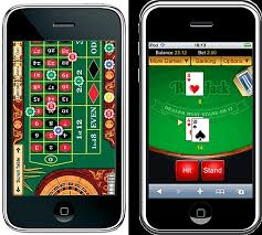 Mobile casino in iphones